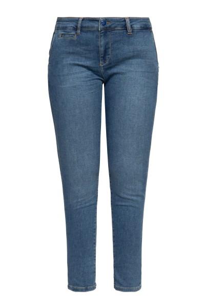 Slim Fit Jogpants High Waist im 5-Pocket Design »Ruby Jog«