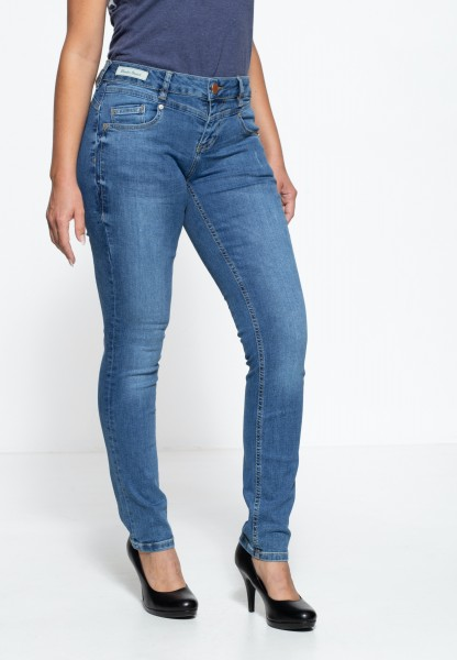 5-Pocket Jeans aus elastischem Wonder Stretch »Zoe«