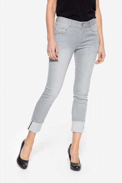 7/8 Jeans mit legerem Beinaufschlag »Zoe«