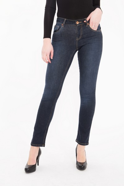 ATT JEANS Straight Cut Jeans mit Wonder Stretch Stella
