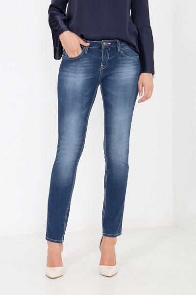 ATT JEANS 5-pocket Jeans mit leicher Waschung, Slim Fit Belinda