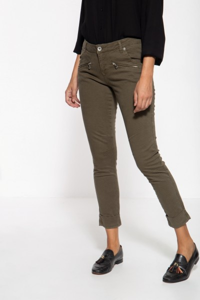 Silm Fit Jeans »Lola«